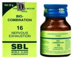 SBL Bio Combination 16 Tablet