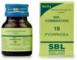 SBL Bio Combination 18 Tablet