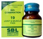 SBL Bio Combination 19 Tablet