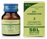 SBL Bio Combination 2 Tablet