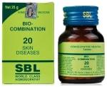 SBL Bio Combination 20 Tablet