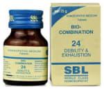 SBL Bio Combination 24 Tablet
